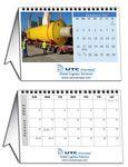 Custom Custom Tent Desk Calendar (8.5