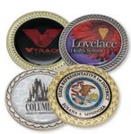 Custom In Stock Challenge Coins (1 3/4