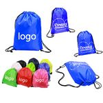 Drawstring Backpack / Nylon Drawstring Bags