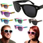 Classic Adult Sunglasses W/ UV400 Lenses