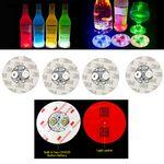 Custom LED Glorifier Bottle Sticker
