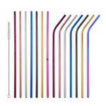Custom Stainless Steel Straws Set
