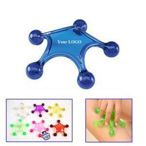 Plastic Mini Massager