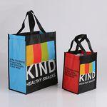 Custom Custom Non-woven Laminated Tote Bag