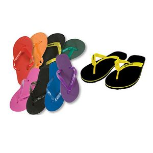 64ecc59dc Custom Adult Flip Flops - NPJH0138SG - IdeaStage Promotional Products