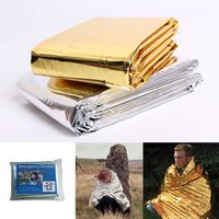 Outdoor Emergency Gold Or Silver Blanket