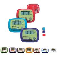 Two Button Digital Pedometer