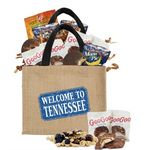 Custom Tennessee Welcome Tote