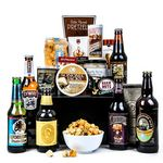 Custom Around The World Beer Basket