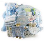 Custom Ultimate Baby Boy Gift Basket