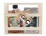 Custom Breakfast Gift Crate