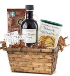 Custom Breakfast Gift Tote with Stonewall Pancake and Syrup