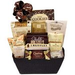 Custom Gift Basket of Chocolate