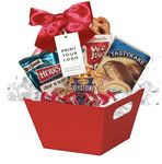 Custom Pennsylvania Snack Sampler Gift Basket