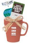 Custom 14 oz. Earth Day Gift Mug