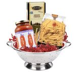 Custom Italian Pasta Gift Basket