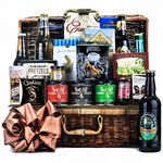 Custom Craft Beer Gift Basket
