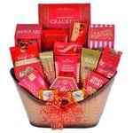 Custom Holiday Dreams Gift Basket
