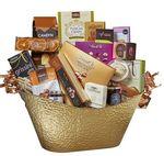 Custom Godiva Gift Basket (Assorted)