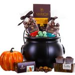 Custom Gourmet Chocolate filled Cauldron