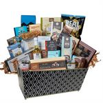 Custom Godiva Chocolates Basket