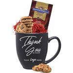 Custom Thank You Cookies & Cocoa Mug