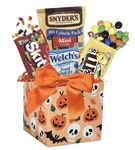 Custom Trick or Treat Candy Basket