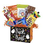 Custom Halloween Candy Basket (Assorted)