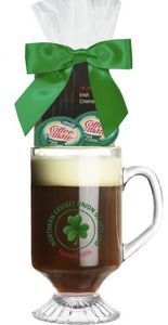 Irish Coffee Gift Mug (Clear)