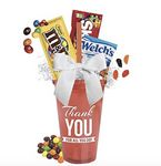 Custom Thank You For All You Do Candy Tumbler