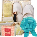 Custom Spa Basket of Accessories