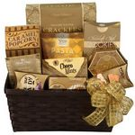 Custom Scrumptious Gourmet Gift Basket