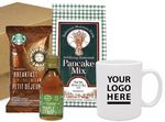 Custom Breakfast Promo Gift Set