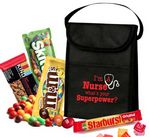 Custom Candy & Snack Gift Cooler (Black)