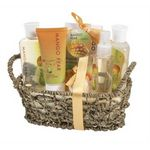 Custom Mango Bath & Spa Basket