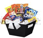 Custom Candy and Snack Gift Basket