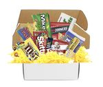 Custom Candy and Snack Gift Box