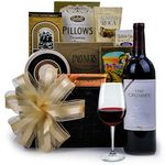 Custom Wine Lover's Gift Basket