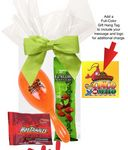 Custom Fiesta Maracas & Snack Gift Set