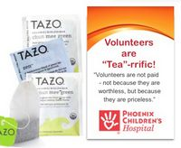 "Volunteers are ""Tea""-rrific Trio Kit (Orange)"