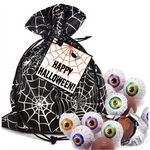 Custom Halloween Spider Bag filled with Chocolate