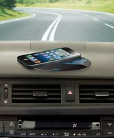 Sticky Pro™ Oval Device Grip for Car Dash