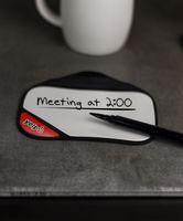 Scribbler™ Stick Anywhere Dry Erase Whiteboard w/Marker
