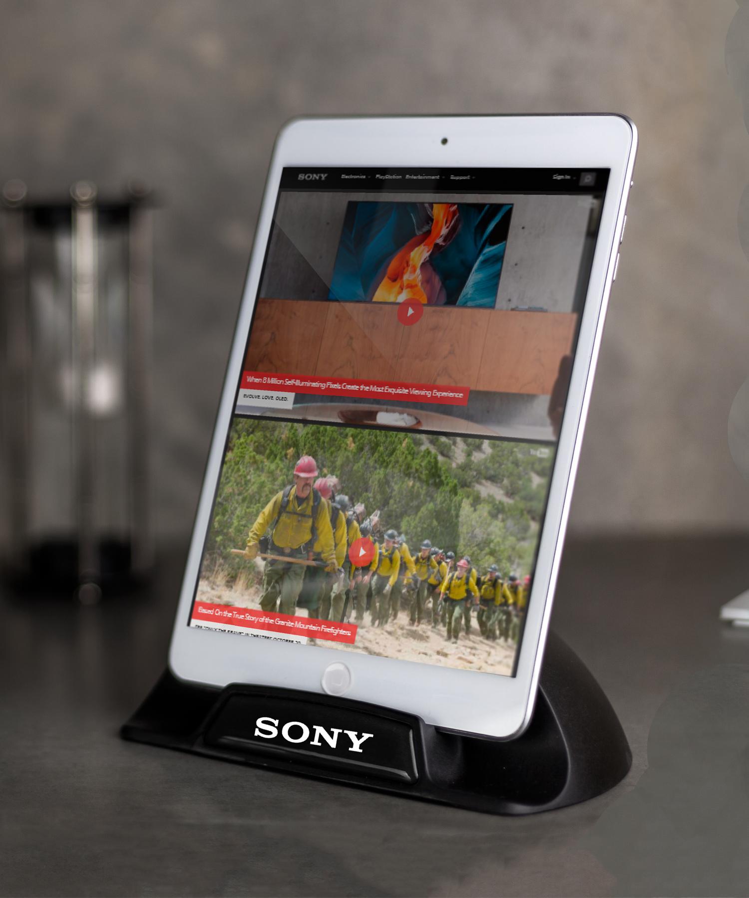 GrandStand™ Desk Tablet Stand