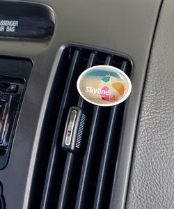 Oval Vivid Vent Air Freshener