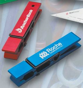 Custom Printed Giant Message Clips