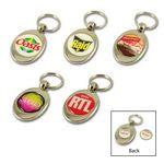 Golf Ball Marker Key Ring