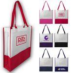 Custom Contrast Tote Bag (Sale Pricing!)