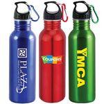 Custom 25 Oz Stainless Steel Bottle