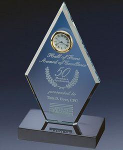Personalized Diamond Wall Clocks!